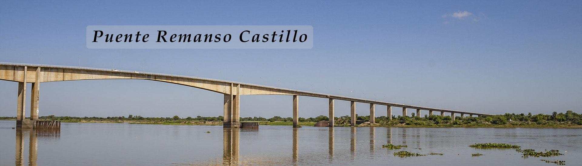 Brücke über den Paraguay