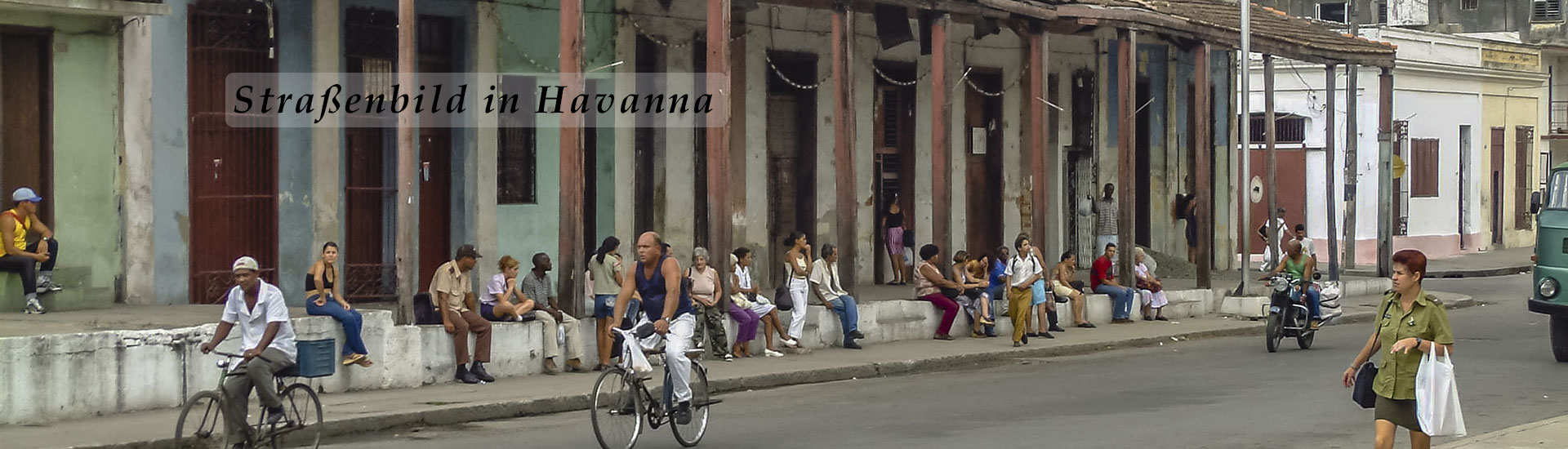 Strassenbild-in-Havanna